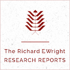 The Richard E. Wright RESEARCH REPORTS