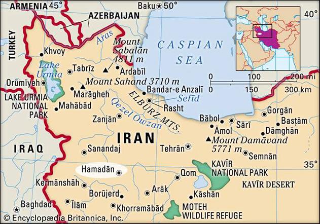 Hamadan-Iran
