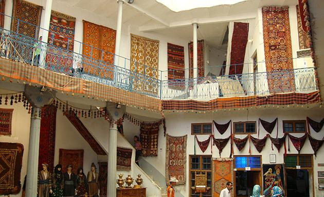 Kurdish_Textile_Museum_Hewler_Citadel